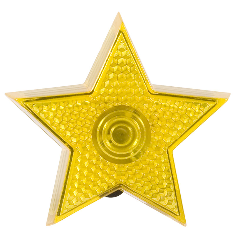 Star Flashing Button