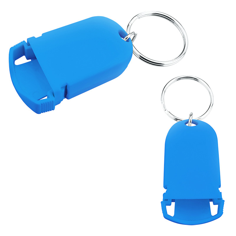 Mini Pill Holder Key Chain