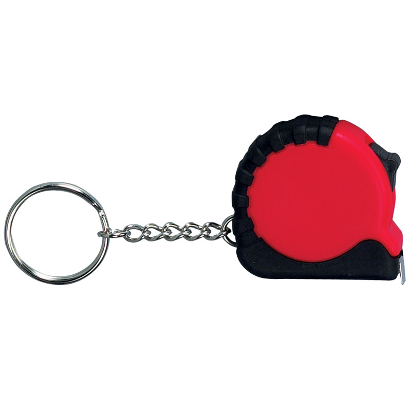 3 1/4 Ft. Mini Grip Tape Measure Key Chain