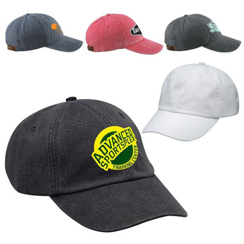 Adams® Optimum Pigment Dyed-Cap