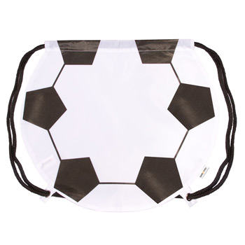 GameTime! Soccer Drawstring Backpack