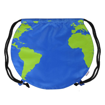 Global Drawstring Backpack