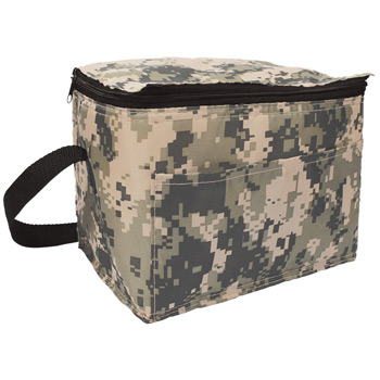 SALE - Digital Camo 6-Pack Cooler