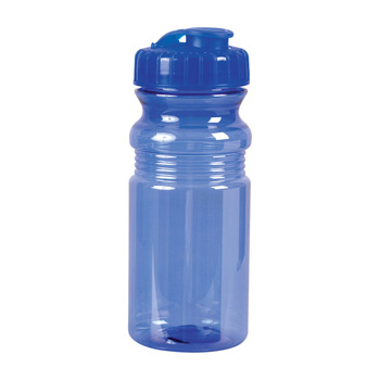 20 oz. Translucent Sport Bottle w/ Snap Cap