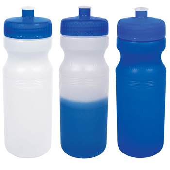 24 oz. Color-Changing Water Bottle