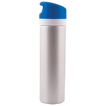20 oz. Aluminum Duo Lid Bottle