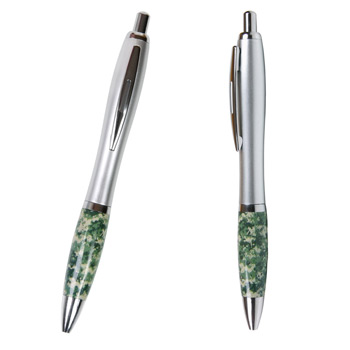 Emissary Click Pen - Camouflage / Military Theme