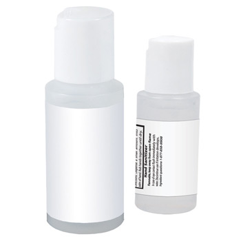 Antibacterial Hand Sanitizer in Round Bottle - 1 oz.