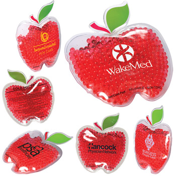 Hot/Cold Gel Pack - Apple Shape