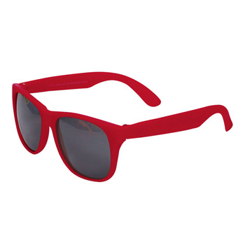 Single Tone Matte Sunglasses