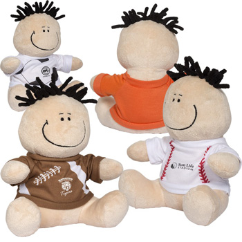 "SALE - 7"" GameTime!® MopTopper™ Plush"